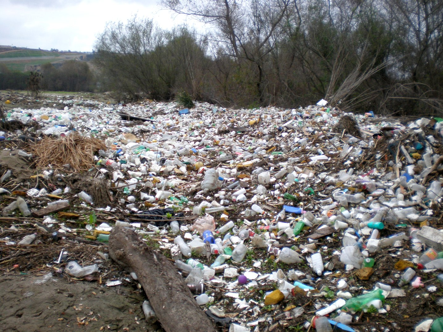 Eight Million Tons Of Plastic Waste Dumped Into Our Oceans